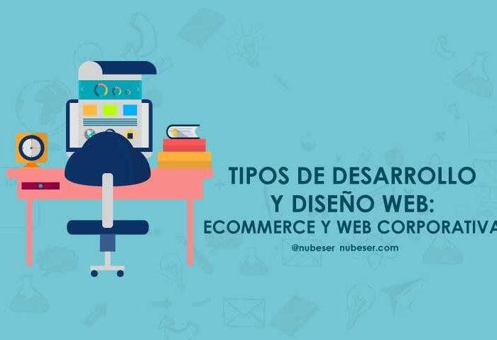 Tienda online y web corporativa